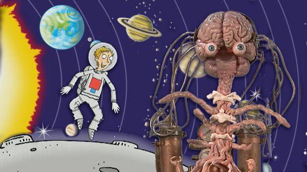 אימת המדע – כוכבים וחייזרים חלקלקים
